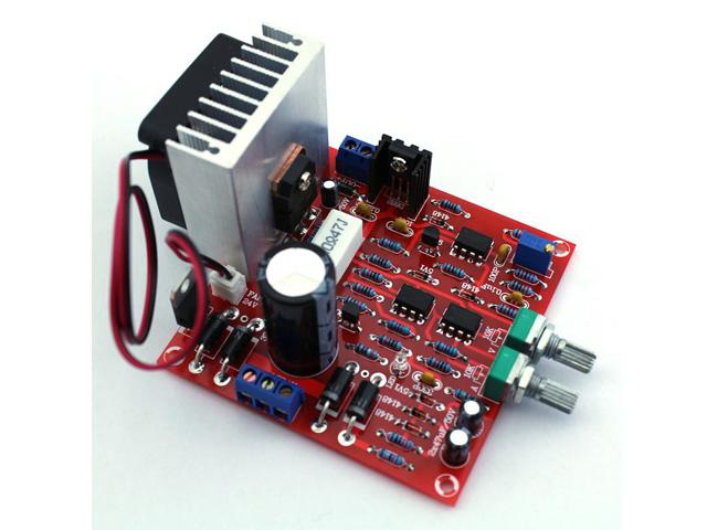 Adjustable Dc Regulated Power Supply Diy Kit  0