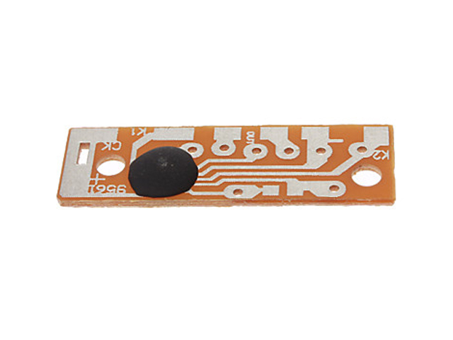 DZ184 Electronics KD9561 CK9561 Alarm Module DIY Kit 4 Kind of Sound ✿