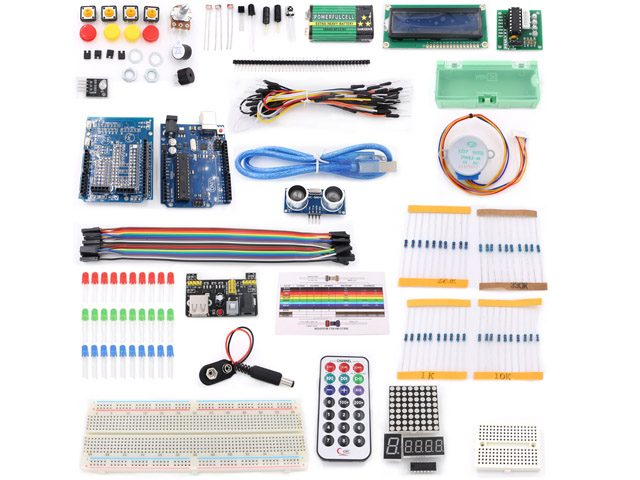 Arduino KIT - Arduino Learning Kit (TR-02)