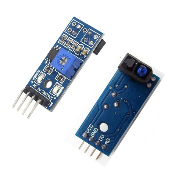 IR Sensor TCRT5000 Array Sensor Panel Line Following Robot
