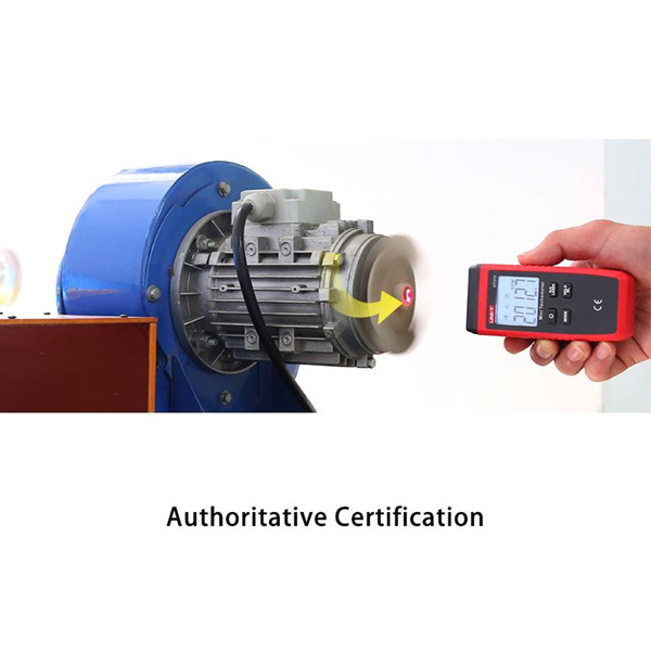 UT373 Mini Tachometer (Measuring RPM) Contact Less - RAM Electronics