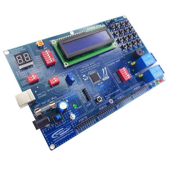 Atmel AVR USB Development System Eta32mini - RAM Electronics